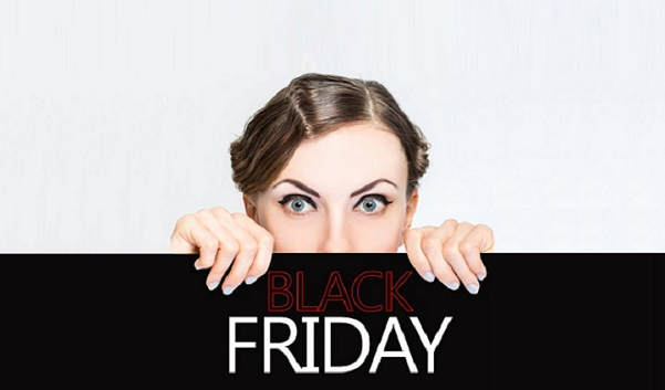 black week, rabat do 40%